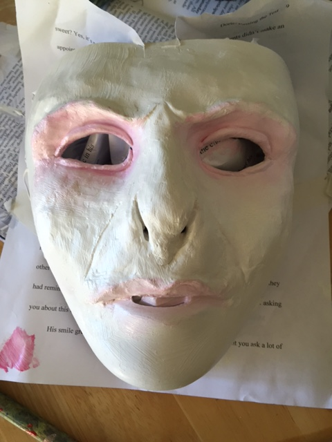 primed the mask