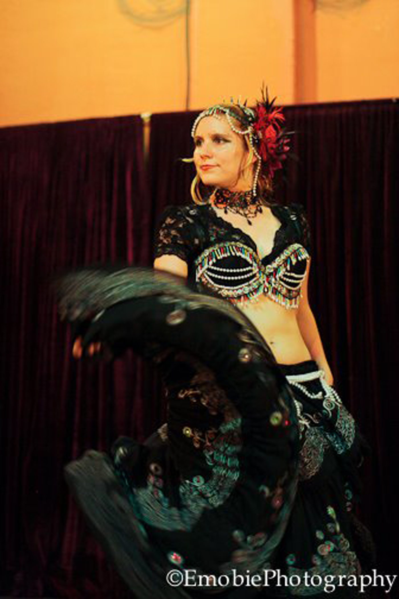 Tribal fusion belly dance belly dance eugene tribaret costume baditri Image collections
