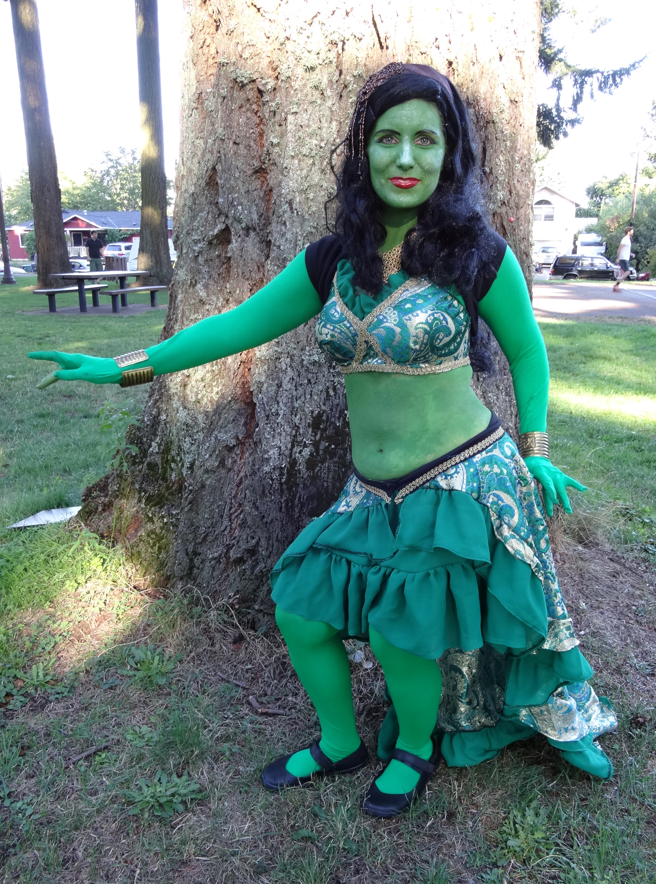 Orion Slave Dancer at Trek Theatre