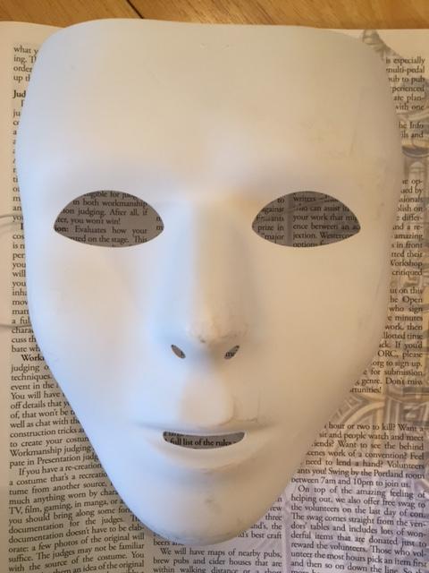 mask form